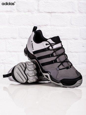 ADIDAS Szare męskie buty sportowe TERREX AX2R                              zdj.                              4