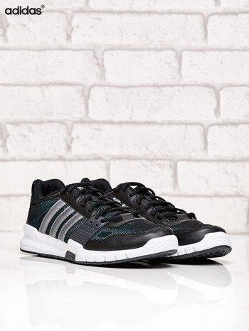 ADIDAS czarne buty męskie Essential Star 2 sportowe z siateczką                              zdj.                              2