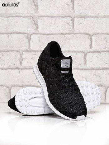 ADIDAS czarne buty męskie Originals Los Angeles z wypustkami na podeszwie                              zdj.                              3