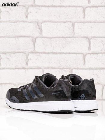 ADIDAS czarne buty męskie sportowe Duramo 7 M z odblaskowymi elementami                              zdj.                              4