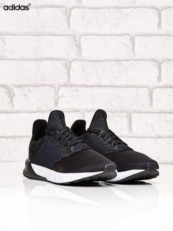 ADIDAS czarne buty męskie sportowe Falcon Elite 5 XJ z dwukolorową podeszwą