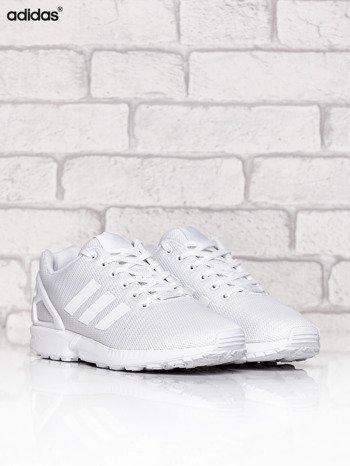 ADIDIAS Białe męskie buty sportowe                               zdj.                              2