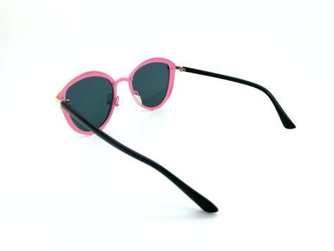 ASPEZO Okulary przeciwsłoneczne damskie POLARYZACYJNE różowe BALI Etui skórzane, etui miękkie oraz ściereczka z mikrofibry w zestawie                              zdj.                              3