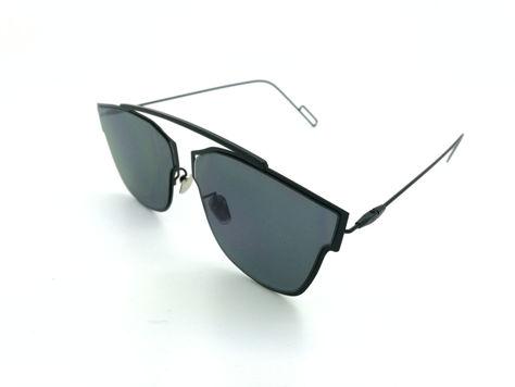 ASPEZO Okulary przeciwsłoneczne damskie czarne HAWAII. Etui skórzane, etui miękkie oraz ściereczka z mikrofibry w zestawie                              zdj.                              2