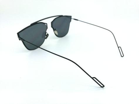 ASPEZO Okulary przeciwsłoneczne damskie czarne HAWAII. Etui skórzane, etui miękkie oraz ściereczka z mikrofibry w zestawie                              zdj.                              3