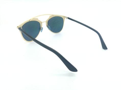 ASPEZO Okulary przeciwsłoneczne damskie różowe MONTREAL. Etui skórzane, etui miękkie oraz ściereczka z mikrofibry w zestawie                              zdj.                              3