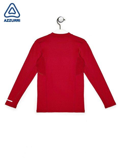 AZZURI Czerwona sportowa bluzka chłopięca                                  zdj.                                  2