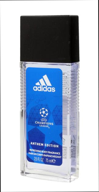 "Adidas Champions League Anthem Edition Dezodorant naturalny spray 75ml"""
