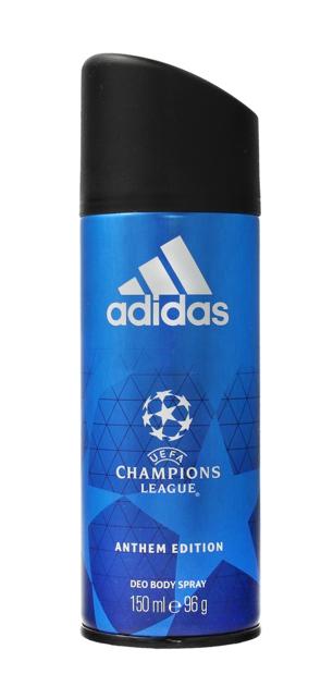 "Adidas Champions League Anthem Edition Dezodorant spray 150ml"""