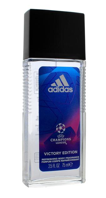 """Adidas Champions League Victory Edition Dezodorant naturalny spray  75ml"""""""