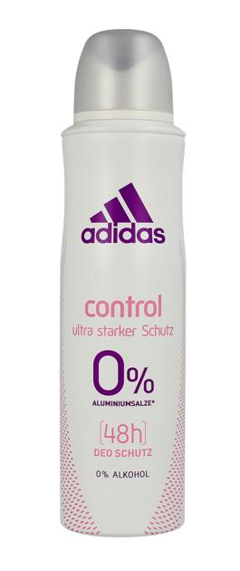 "Adidas Control 48h Dezodorant damski spray  150ml"""