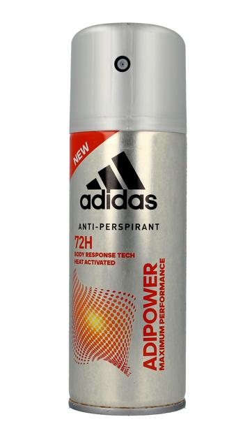 "Adidas Men Adipower Dezodorant 72H spray  150ml"""