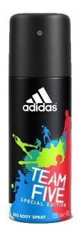 Adidas Team Five Dezodorant spray 150 ml