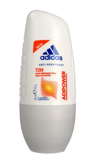 "Adidas for Woman Adipower Dezodorant 72H roll-on  50ml"""