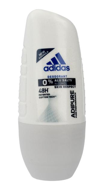 "Adidas for Woman Adipure Dezodorant 48H roll-on  50ml"""