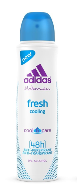 """Adidas for Women Cool & Care Dezodorant spray Fresh Cooling"""""""