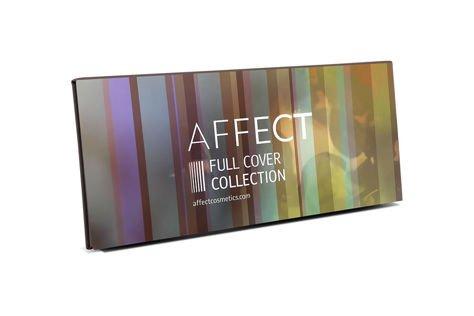 Affect Paleta kamuflaży Full Cover 18 g                                  zdj.                                  2