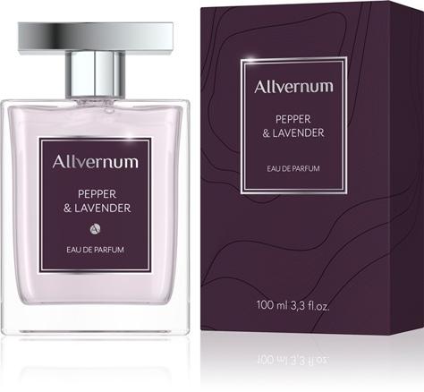 "Allvernum Men Woda pefumowana Pepper & Lavender  100ml"""