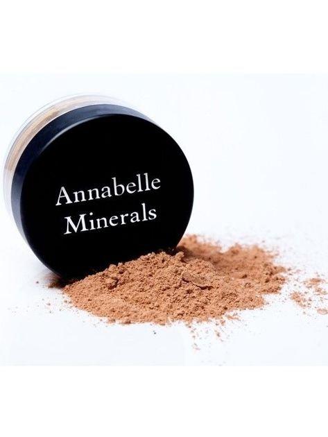 Annabelle Minerals Podkład mineralny rozświetlający Sunny Fairest 4g