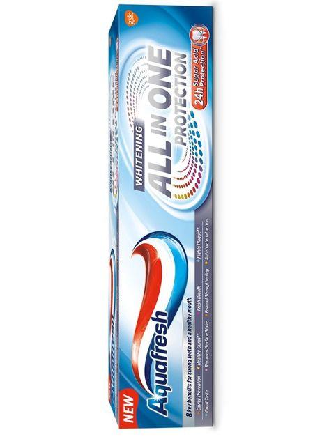 Aquafresh Pasta do zębów All In One Protection Whitening  100 ml                              zdj.                              1