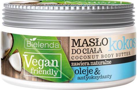 BIELENDA VEGAN FRIENDLY Masło do ciała kokosowe 250 ml                              zdj.                              1