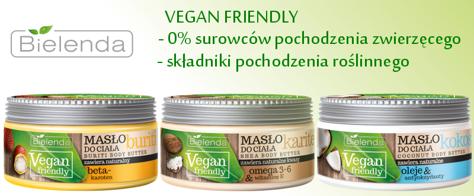 BIELENDA VEGAN FRIENDLY Masło do ciała kokosowe 250 ml                              zdj.                              4