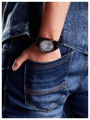 BINGO nowoczesny męski zegarek na miękkim żelowym pasku MEN'S MILITARY STYLE                                  zdj.                                  5
