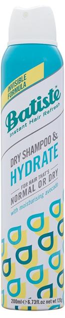 """Batiste Suchy szampon do włosów Hydrate  200ml"""""""