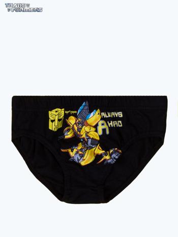 Bawełniane chłopięce majtki TRANSFORMERS 3 szt                                  zdj.                                  2