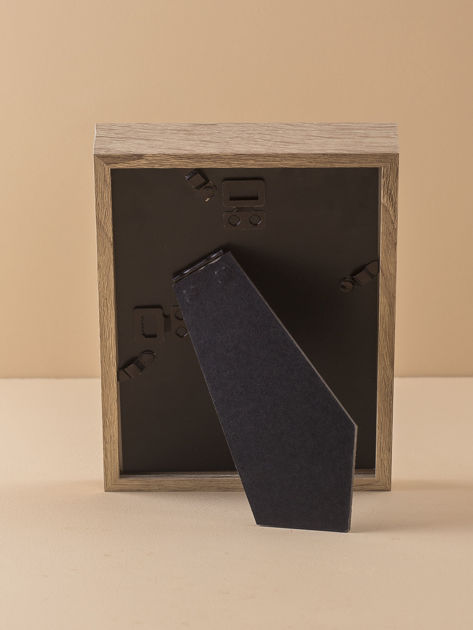 Beżowa ramka na zdjęcia                              zdj.                              3