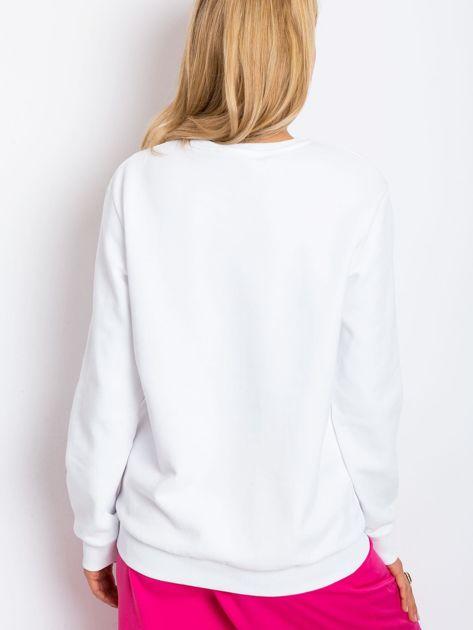 Biała bluza Becky                              zdj.                              2