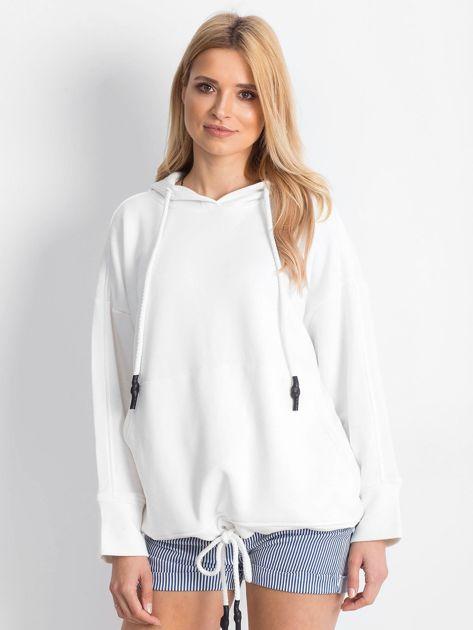 Biała bluza Replicating                              zdj.                              1