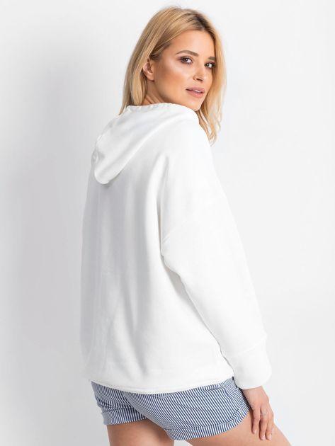Biała bluza Replicating                              zdj.                              2