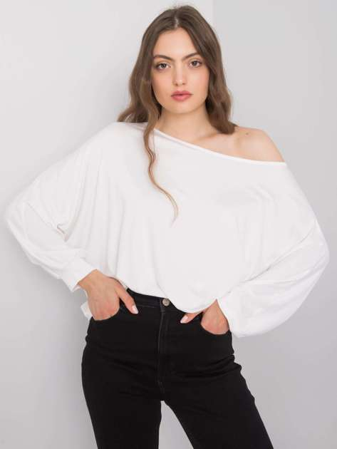 Biała bluzka Esther RUE PARIS