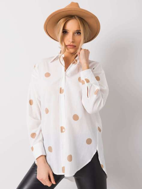 Biała koszula Giselle RUE PARIS