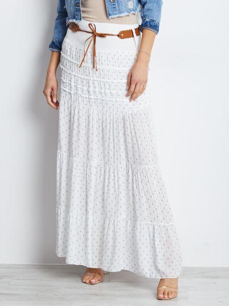Biała spódnica Others                              zdj.                              1