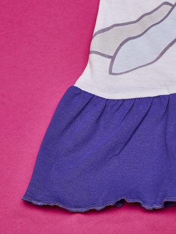 Biała tunika dla dziewczynki MY LITTLE PONY                                  zdj.                                  6