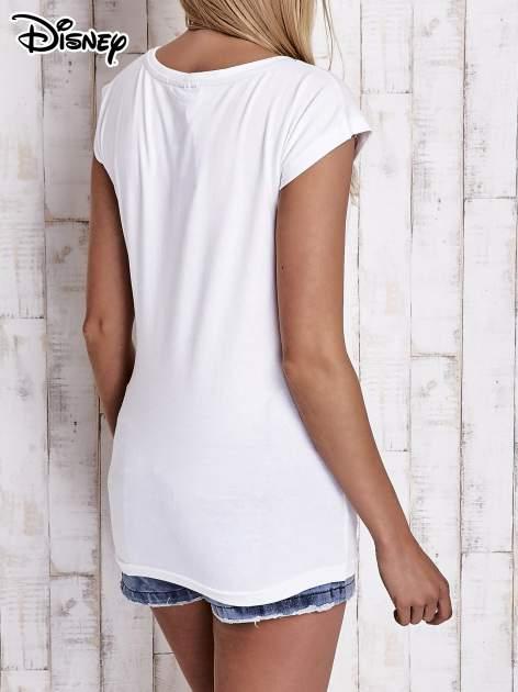Biały t-shirt DAISY                                  zdj.                                  2