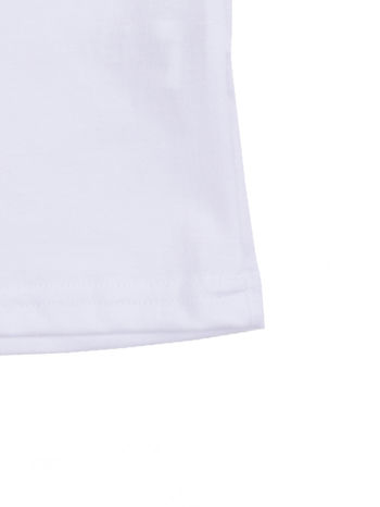 Biały t-shirt męski z motywem BATMAN V SUPERMAN                                  zdj.                                  5