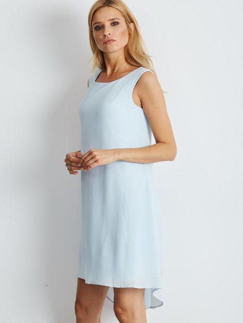Błękitna sukienka Starlight                              zdj.                              3