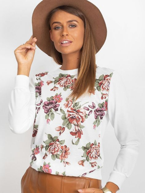 Bluza w kwiaty                              zdj.                              1