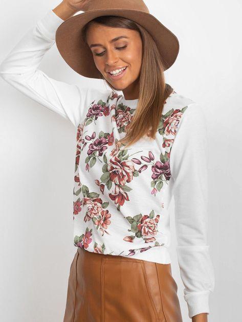 Bluza w kwiaty                              zdj.                              2
