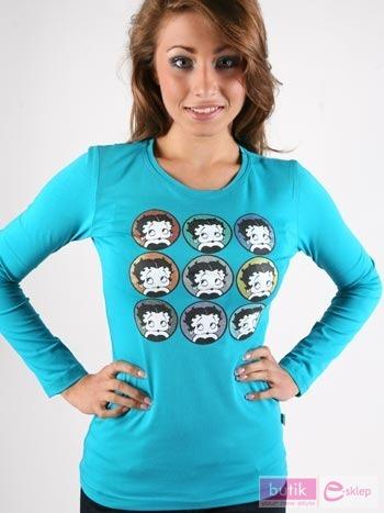 Bluzka Betty Boop                                  zdj.                                  1