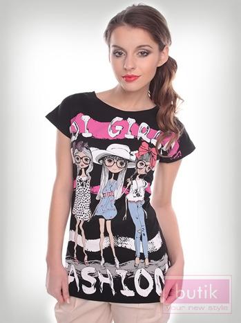 Bluzka Edi Girls                                  zdj.                                  3