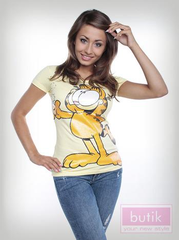 Bluzka Garfield                                  zdj.                                  3