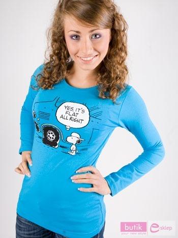Bluzka Snoopy