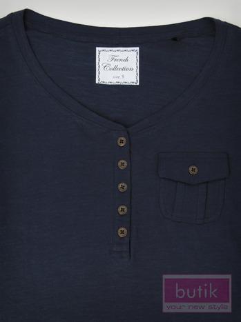 Bluzka z guzikami                                  zdj.                                  2