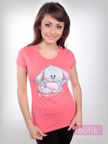Bluzka z królikiem                                  zdj.                                  1