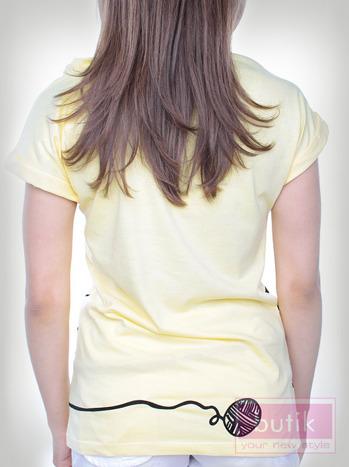 Bluzka  z printem                                  zdj.                                  3