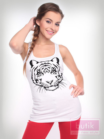 Bokserka z tygrysem                                  zdj.                                  1